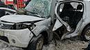 На дороге кЕкатеринбургу спасатели вытащили изразбитой машины семилетнего ребенка
