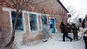 В Челябинской области в праздничные выходные загорелось почтовое отделение