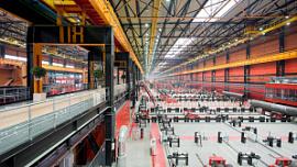 Контрольный пакет акций ЧТПЗ продали Трубной металлургической компании