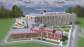 Проект медицинского центра в Магнитогорске разработает московская компания