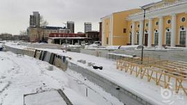 Компании Сергея Вайнштейна достался контракт на строительство набережной в центре Челябинска