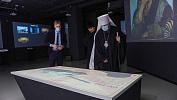 В Челябинске открылась мультимедийная выставка работ иконописца Григория Журавлева