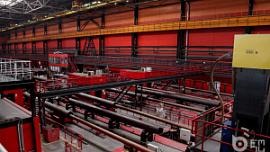 Группа ЧТПЗ перешла под контроль Трубной металлургической компании