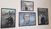 В ЮУрГУ откроется выставка иллюстраций художника Ильи Глазунова