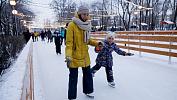 Каток впарке Гагарина закрывается. Доследующего сезона