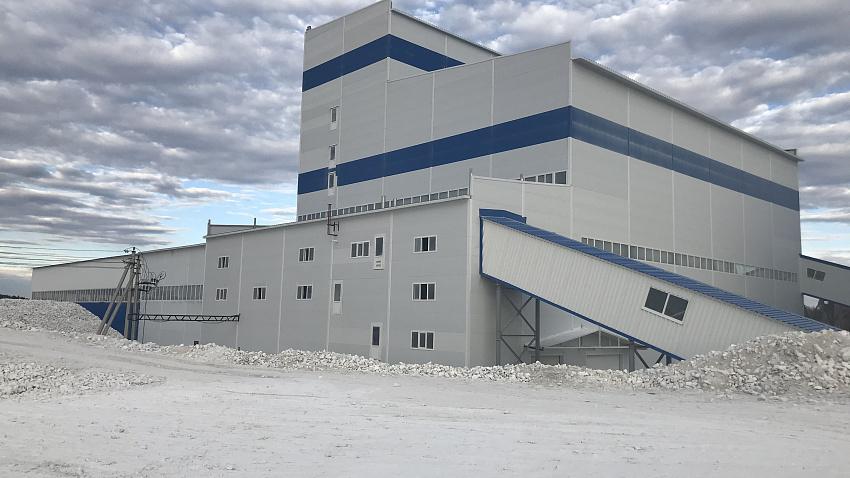 На расширение производства наполнителя из молотого мрамора в Карталинском районе ФРП выделил 50 млн рублей