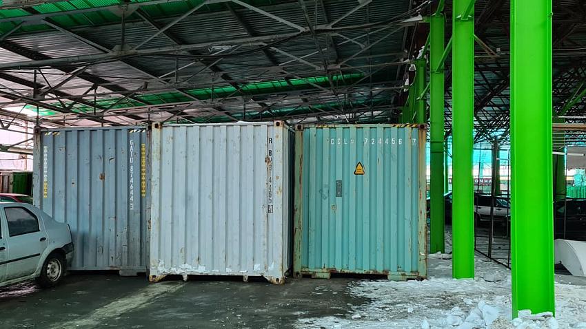 Бокс-парк на территории «Восточного города» в Челябинске планируют открыть летом