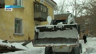 Мэр Челябинска просит ускорить уборку снега