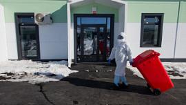 Три новых корпуса построили в Челябинском областном инфекционном центре