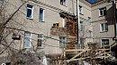 Жителям челябинской трехэтажки предложили переехать после обрушения стены