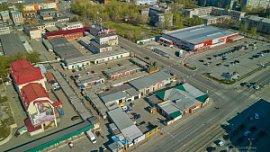 В Челябинске выставили на продажу Каслинский рынок