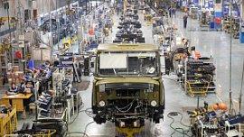 Автозавод «Урал» наращивает производство комплектующих