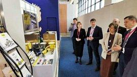Восемь предприятий Челябинской области представляют свою продукцию на международной выставке в Узбекистане