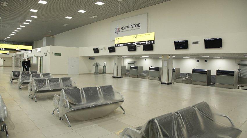 С 1 мая челябинский аэропорт возобновит международное сообщение