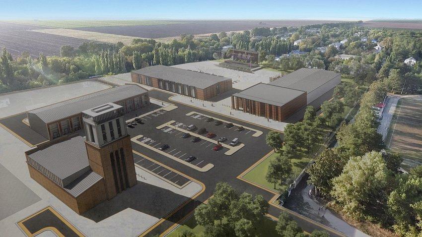 Центр винного туризма построит на юге России группа компаний «Ариант»