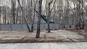 Братское кладбище советских воинов вЧелябинске закрыто накапитальный ремонт