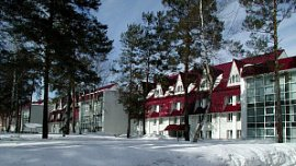 Гостиничный комплекс «Каменный цветок» в Трехгорном не удалось продать в третий раз