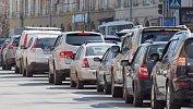 В Челябинске движение транспорта сковали восьмибалльные пробки