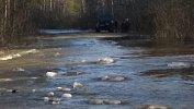В Катав-Ивановском районе исследуют квадрокоптером реку Юрюзань